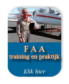 FAA Vlieglessen American Flight Services Rotterdam The Hague Airport  Flight Training