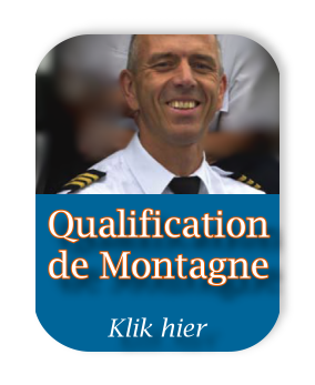 Qualificationn de Montagne Vlieglessen American Flight Services Rotterdam The Hague Airport  Flight Training